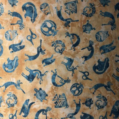 Fat Quarter Small Southwest prints Cotton Quilt Fabric FQ