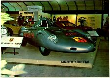Cartolina Auto Fiat Abarth 1300 Non Viaggiata