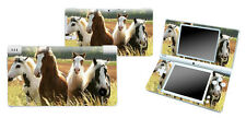 Skin Sticker to fit Nintendo DSI - Horses