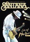 Santana - Greatest Hits - Live At Montreux 2011 (DVD, 2013, 2-Disc Set)