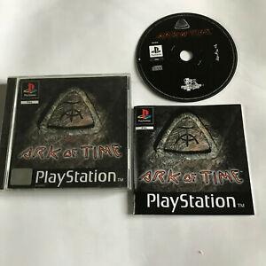 Ark-of-Time-CIB-Playstation-1-ps1-ps2-ps3-PAL