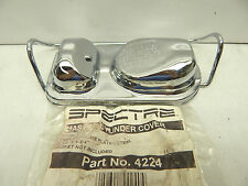 Spectre 4224 Brake Master Cylinder Chrome Steel Replacement Cover