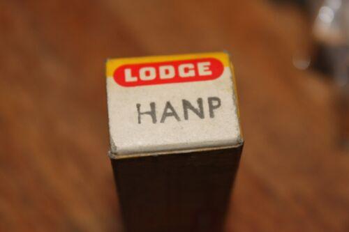 MG, NOS LODGE pink  hanp Spark Plug BSA Vintage 60/'s Triumph