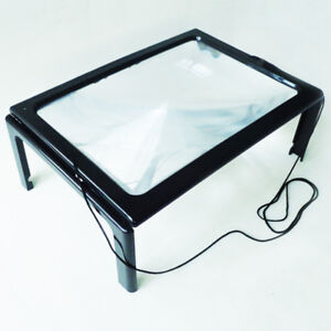 3X-Hands-Free-A4-Size-Desktop-Reading-Magnifier-LED-Illuminated-Magnifying-Glass