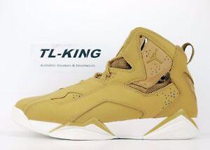 big sale d5db1 56efd La foto se está cargando Jordan-True-Flight-Golden-Nike-Air-Harvest-Vela-