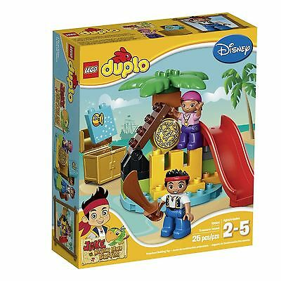 LEGO DUPLO Jake and the Never Land Pirates Treasure
