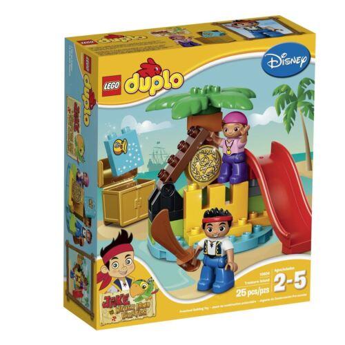 LEGO DUPLO Jake and the Never Land Pirates Treasure