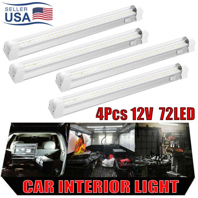 LED Autolamps 1031-12 LED Interior Strip Lamp 12v.