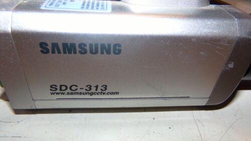 Samsung SDC-313 CCTV Digital High Res Security Camera SHIPS FREE!