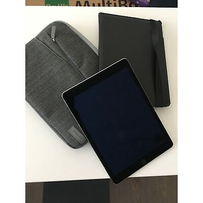 Apple iPad Air 2 Wi-Fi 64GB, WLAN, 24,6 cm (9,7 Zoll) - Spacegrau...