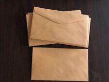 Brown Kraft Manila Envelopes 50pack