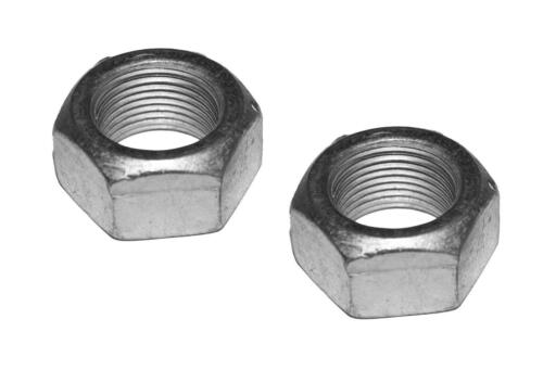 1967-73 Mustang Strut Rod Nuts Outer New Part Scott Drake Mustang Hardware