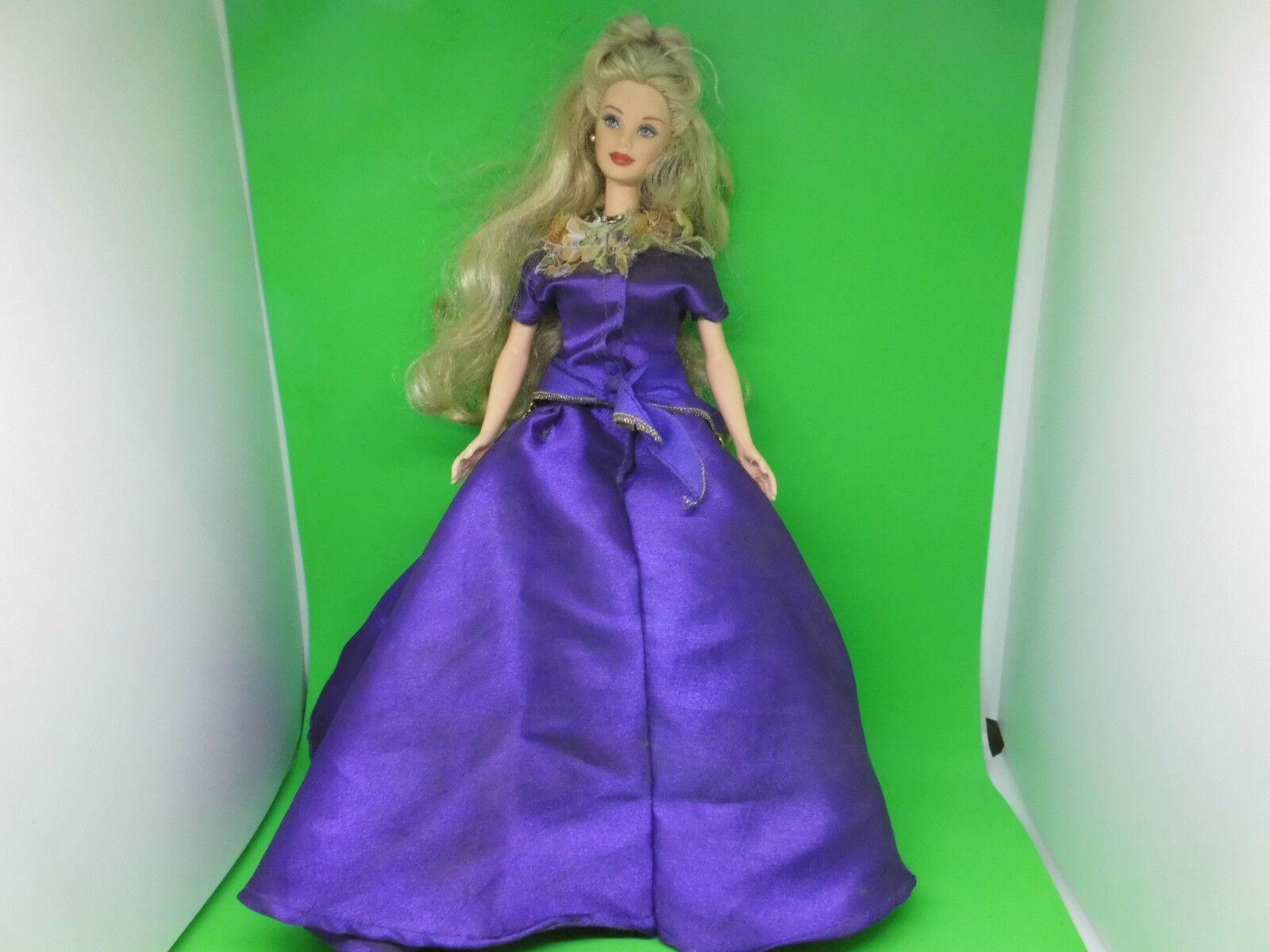 Barbie Sammlerbarbie Mattel Original 1991 2 Kleider Kleider Kleider