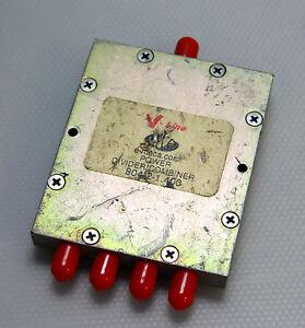 MECA-RF-Power-Divider-0-8-2GHz-SMA