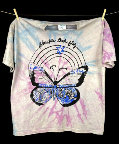 Online Ceramics Love is a Bridge T Shirt M Streetw