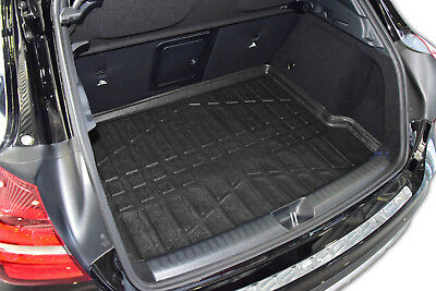MERCEDES-BENZ CL ALL YEARS HEAVY DUTY RUBBER CAR BOOT TRUNK LINER MAT