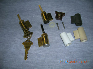 Superieur Image Is Loading PELLA KEYED LOCK CYLINDERS DOOR PARTS ACCESSORIES HARDWARE