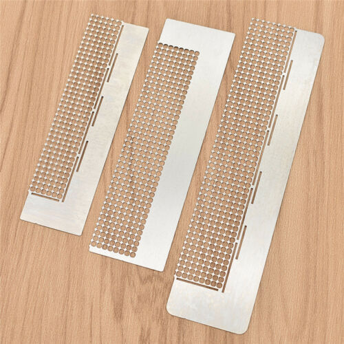 Diamond Embroidery Point Ruler Tools Paste Sticker Dotting Anti-stick Drilling