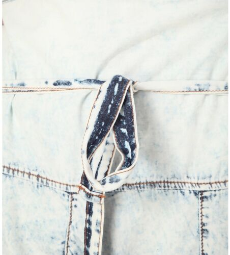 Belt 140 Basic 0 Washed Fold Out Terreno Bleach Eden Tie Over 6FcHnq