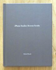 SIGNED - RICHARD MISRACH - IPHONE STUDIES: REVERSE SCRUBS - ONE PICTURE BOOK #82