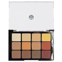 Viseart 10 Warm Mattes Eyeshadow Palette 100% Genuine