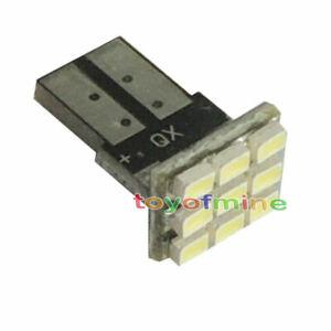 T10-194-168-501-W5W-9-SMD-DEL-Pure-White-Wedge-Side-Light-Ampoule-De-Lampe-12-V-NOUVEAU