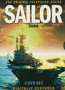 Sailor (DVD 3 DISC) BBC Complete Mini Series - ALMOST 6 HOURS - DIGITALLY RESTOR