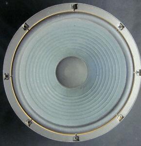 1-Vintage-Fisher-Audio-Lab-Sanyo-Japan-12-Inch-Woofer-SC80674-For-AL-312-Speaker
