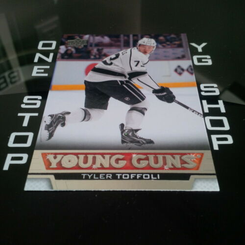 FREE COMBINED S/&H 2013 14 UD YOUNG GUNS 246 TYLER TOFFOLI RC MNT//NRMNT