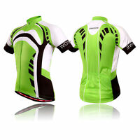 High-quality Cycling T-shirts For Outdoor Sports Short Sleeve Tops Running Cool