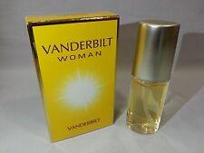 """VANDERBILT """"WOMAN"""" DONNA FEMME EAU DE PARFUM SPRAY15 ML. RARISSIMO I°VERSIONE"""