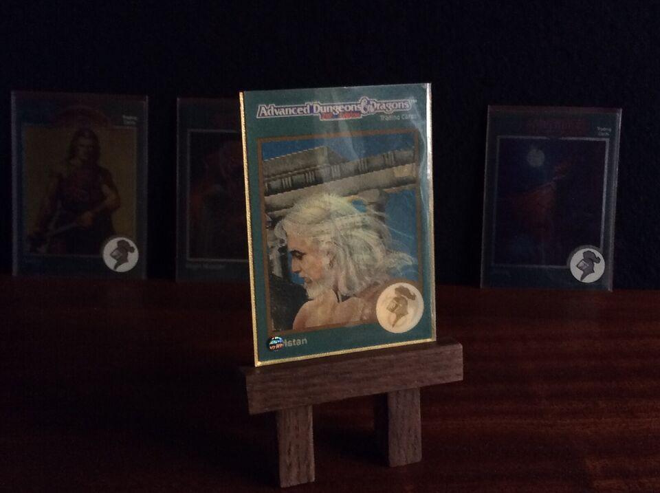 Samlekort, AD&D Tradingcards (93')
