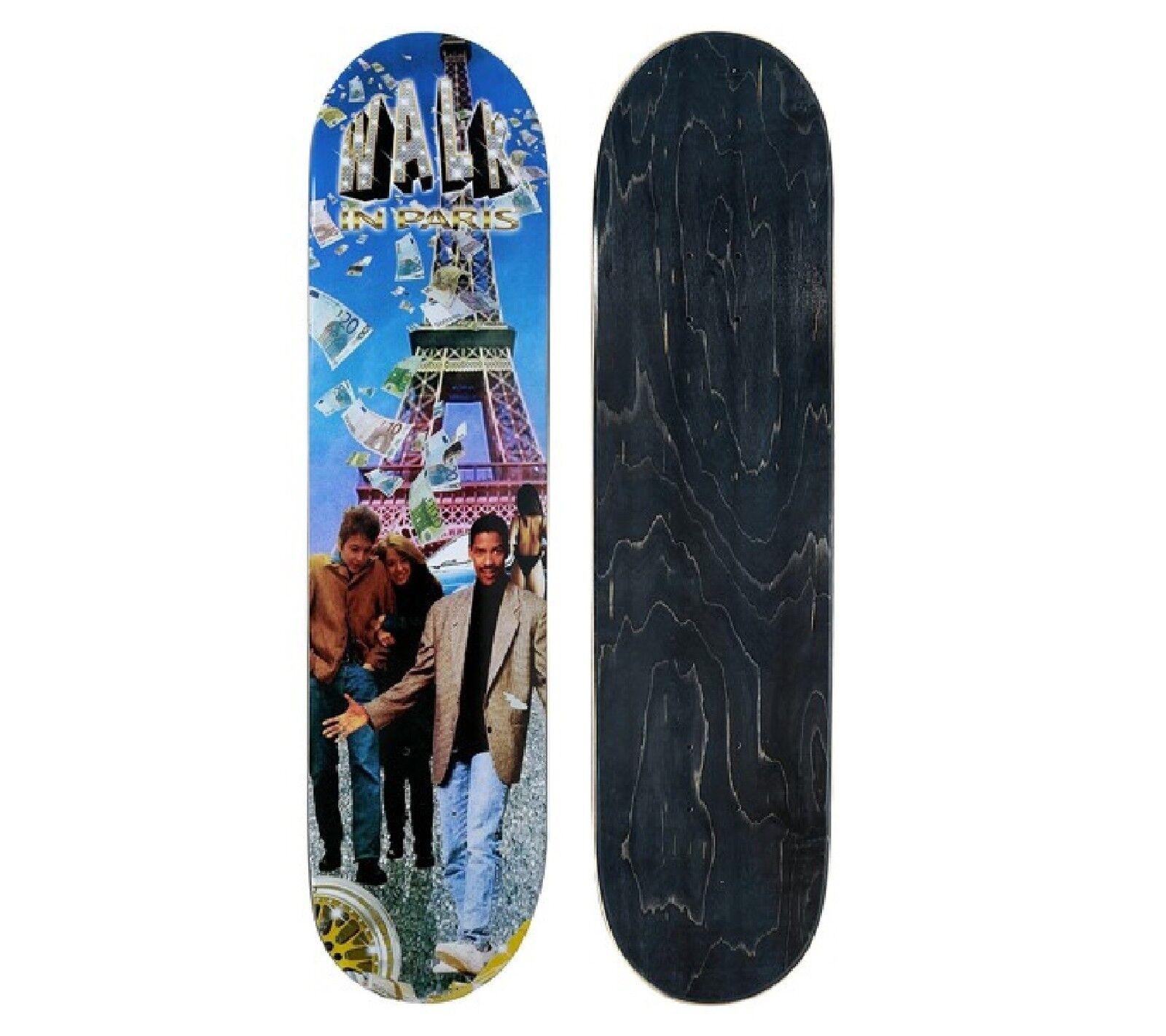 WALK IN PARIS - -  Planche de Skateboard - PARIS 8,5 Medium *NEUF* 5ae558