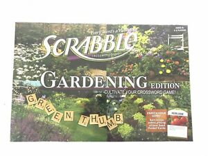 Gardening-Edition-Scrabble-New-Sealed-2011-8-USAopoly