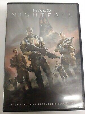 Halo Nightfall Dvd Mike Colter Steven Waddington Christina Chong 37117039852 Ebay