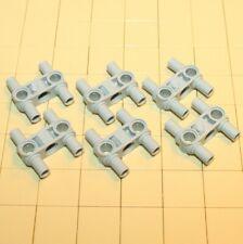hell-blaugrau neu LEGO Technik Pin Verbinder 3L mit 4 Pins 10 x 48989