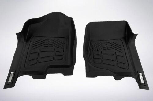 2-Piece Custom Front Floor Mats for 2007-2014 GMC Yukon XL
