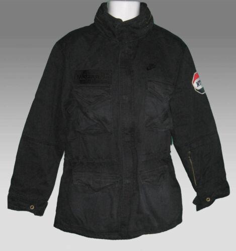 noire de style l'encre Mens Nsw ᄄᄂ TrackField Veste Nike en coton lourd S Nouveau militaire rCQtshxd