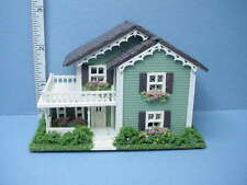 Dollhouse Miniature Summer House  1/144th - DH for your DH, Hart's Desire