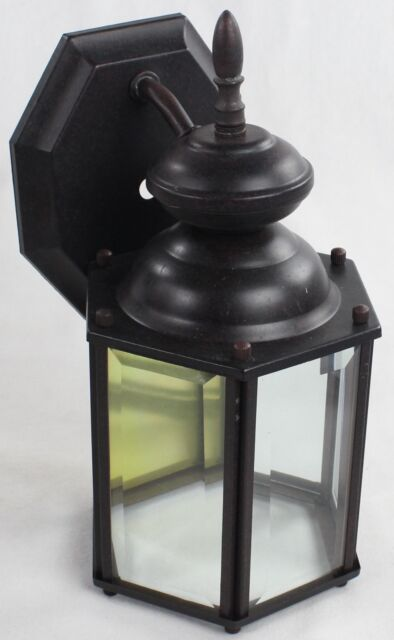 New Thomas Parker Collection Wall Mounted Lantern Light Porch