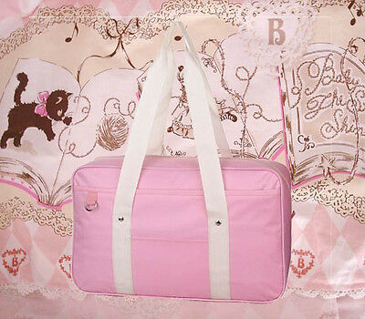 Super Cute Pink Japan/Japanese Student Lolita Uniform Bag Backpack Cosplay&Daily