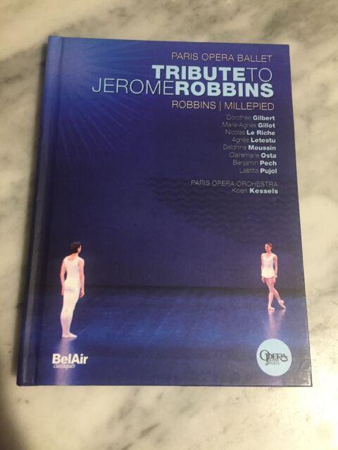 DVD Tribute to Jerome Robbins di Vincent Battaglione (2011)