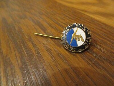 Ordelijk Football Collection Pins épingle Ancien émaillé F.k.s Stal Mielec 1939