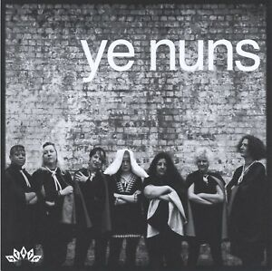 YE-NUNS-I-Don-039-t-Want-To-Do-This-Again-heavy-vinyl-7-034-Monks-garage-punk-beat