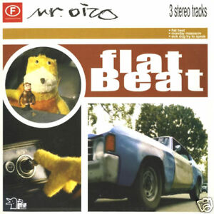 12-034-MR-OIZO-Flat-Beat-Mega-Klassiker-STILL-SEALED-NOCH-VERSIEGELT