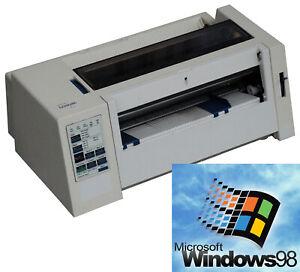 A4 A5 Printer Dot Lexmark 2380 Single Sheet And Endless For Windows 98 MM