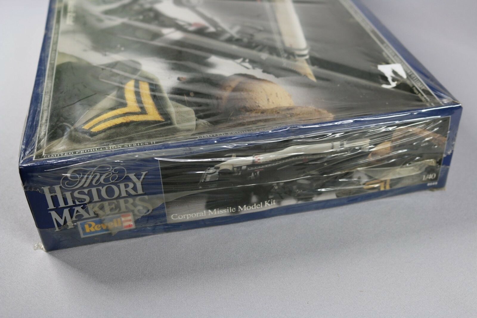Zf1236 Revell 1 40 Maqueta Militar 8649 8649 8649 The History Makers Corporal Misil 70c012