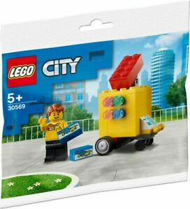 LEGO® CITY - 30569 LEGO® Stand - POLYBAG NEU / OVP