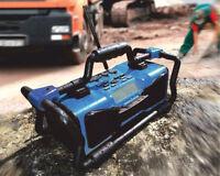 As Schwabe Baustellenradio Fm250 - Mp3 -sd-karte Slot - Lcd Display Aktionspreis