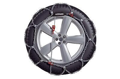 set de 2 K/ÖNIG XG-12 PRO 220 Cadenas para la nieve